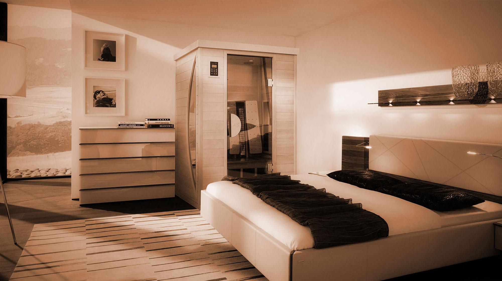 infrarotkabine w rmekabine atropa infrarotkabinen aus sterreich. Black Bedroom Furniture Sets. Home Design Ideas