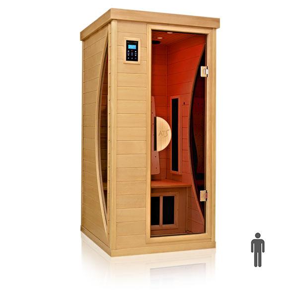 infrarotkabine zum aktions preis von atropa infrarotkabinen. Black Bedroom Furniture Sets. Home Design Ideas