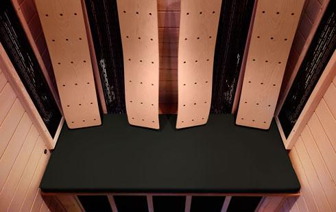 faq unterschied w rmekabine und infrarotkabine. Black Bedroom Furniture Sets. Home Design Ideas