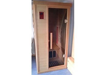bewertungen kundenmeinungen und referenzen infrarotkabine at 1. Black Bedroom Furniture Sets. Home Design Ideas