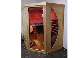 bewertungen kundenmeinungen und referenzen infrarotkabine ats relax 1. Black Bedroom Furniture Sets. Home Design Ideas